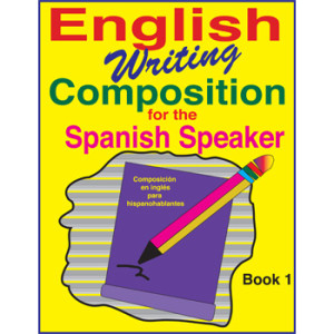 Fisher Hill Store - Writing Comprehension - English Writing Comprehension for the Spanish Speaker Book 1