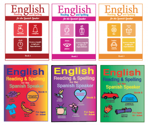 English Reading and Spelling: ER&S Series