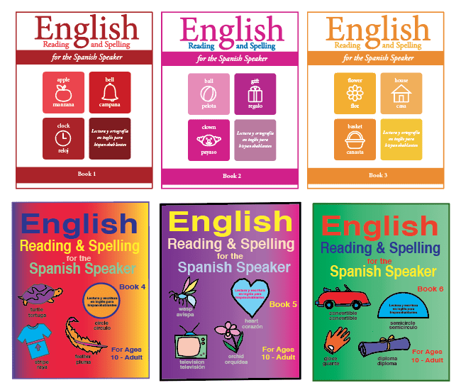 english reading and spelling for teens and adults