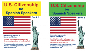 U.S. Citizenship Workbooks on Amazon.com will be available on Amazon.com on Wednesday, July 12, 2017