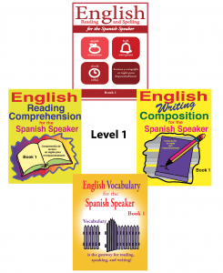 English Reading and Spelling