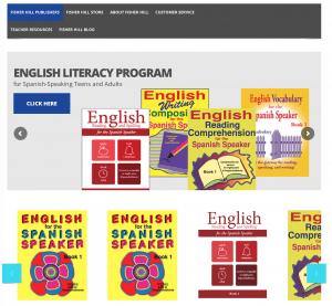 Free Online Literacy Materials. English for the Spanish Speaker