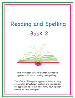 Fisher Hill Store - Product: Reading and Spelling (Book 2)